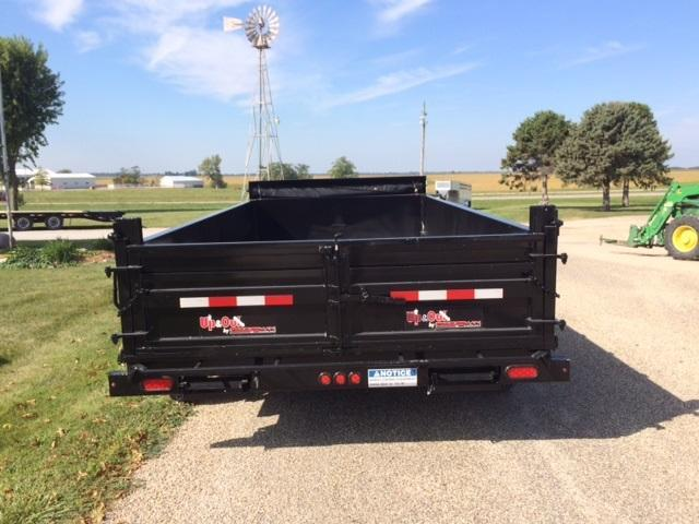 2019 Trailerman Trailers Inc. Dump Trailer