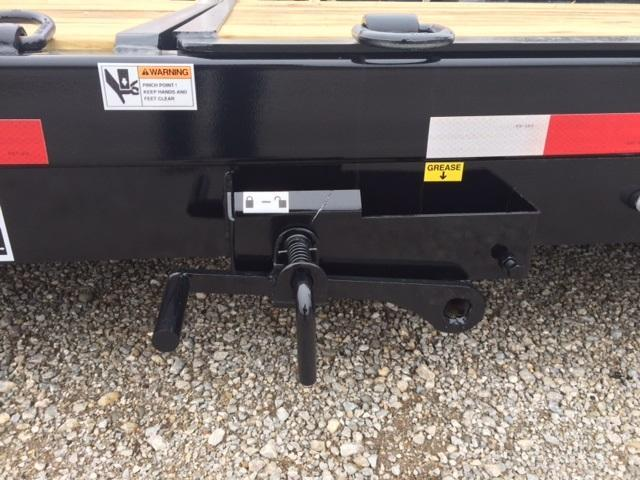2019 Trailerman Trailers Inc. Cushion Tilt (6+16) Equipment Trailer
