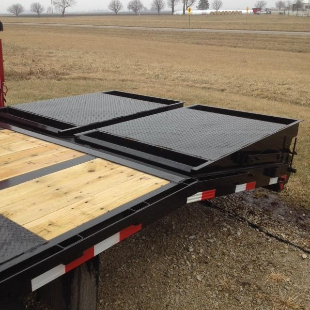 2019 Trailerman Trailers Inc. Hired Hand Equipment Trailer