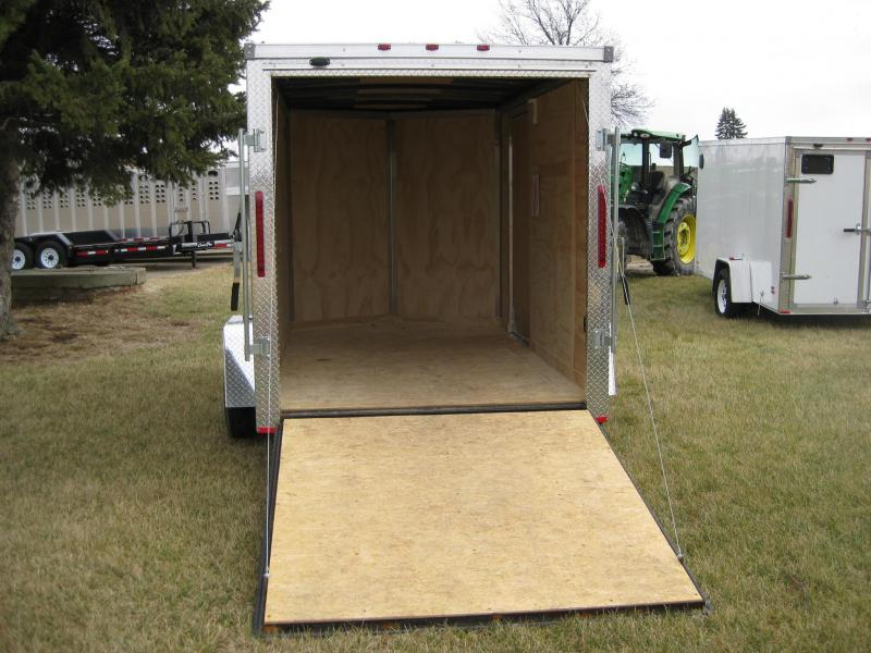 2016 Royal Cargo Trailers RWT 6 X 10 SA Enclosed Cargo Trailer