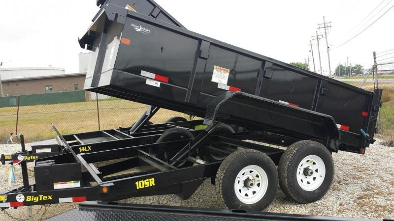 2019 Big Tex Trailers 10k Dump Trailer in Commerce, MO