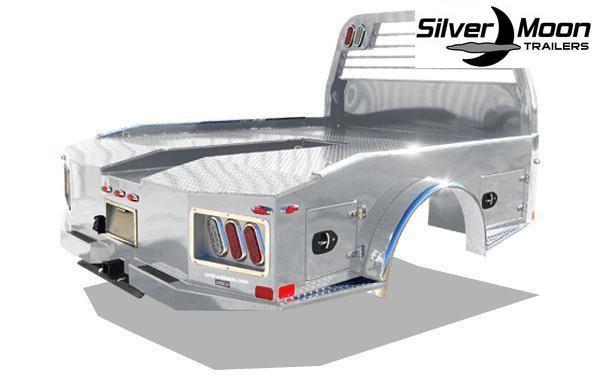2019 CM AL ER Aluminum Truck Bed