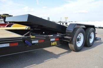 2019 14TL Big Tex Pro Series Tilt Bed Equipment Trailers