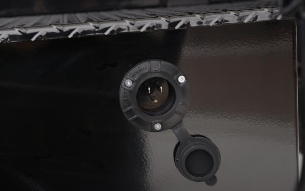 "2020 Sure-Trac 82"" x 14' 14K Heavy Duty Low Profile Dump (Scissor Hoist) Trailer"