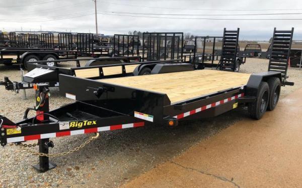 2019 Big Tex Trailers 17+3 17.5K Super Duty Equipment Trailer