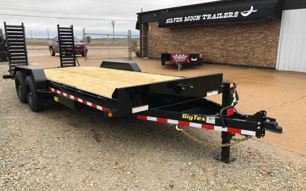 2019 Big Tex Trailers 17+3 17.5K Super Duty Equipment Trailer in Dyess, AR