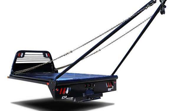 2019 CM GP (Gin Pole) Steel Truck Bed
