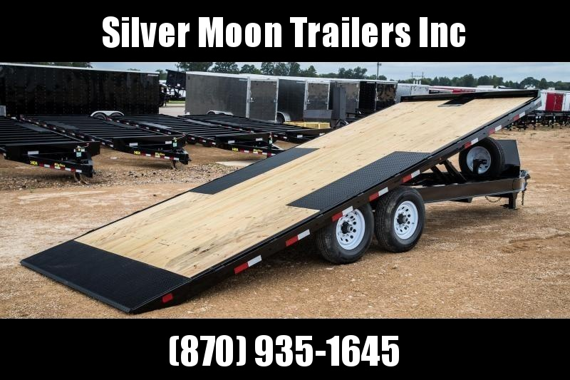 2019 Big Tex Trailers 14OT-24 Tilt Equipment Trailer in Courtland, MS