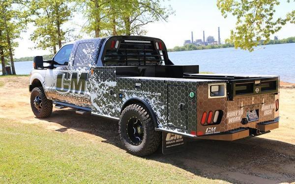 2019 CM TM Deluxe Steel Truck Bed