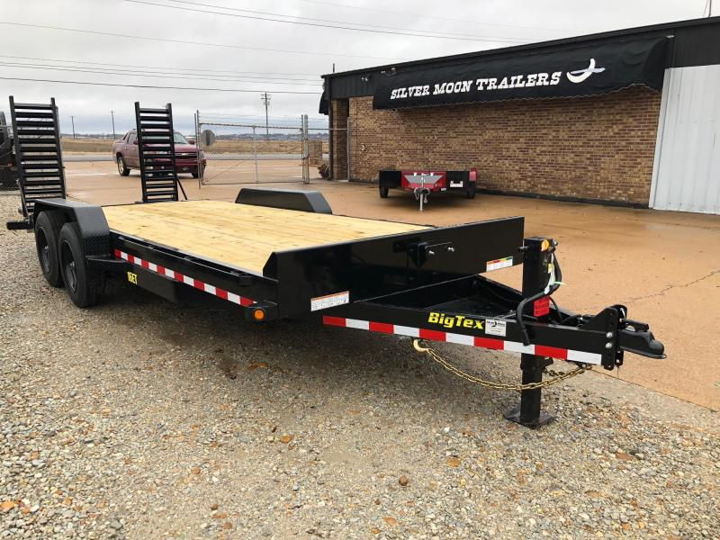 2018 Big Tex 16k Equipment Trailer
