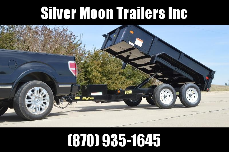 2019 Big Tex 5x10 7k Dump Trailer in Brandsville, MO