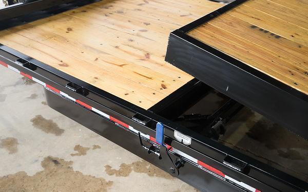 """2020 Big Tex Trailers 14TL 83"""" x 22 Tilt Bed Equipment Trailer 16+6"""