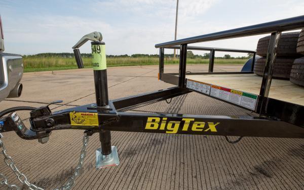 """2019 Big Tex Trailers 35ES 77"""" x 12 Utility Trailer"""