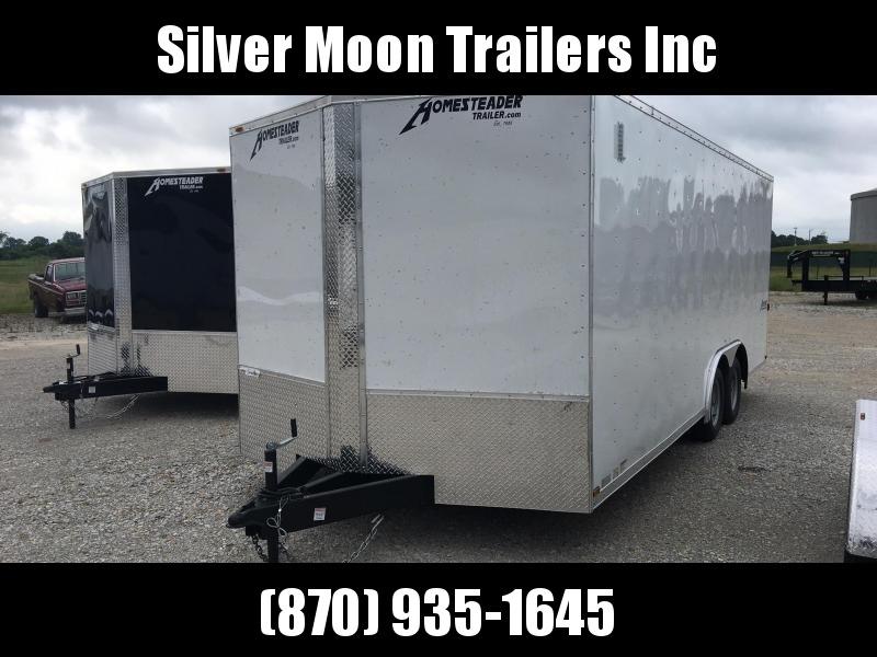 2019 Homesteader 8.5x20 Enclosed Trailer in Ashburn, VA