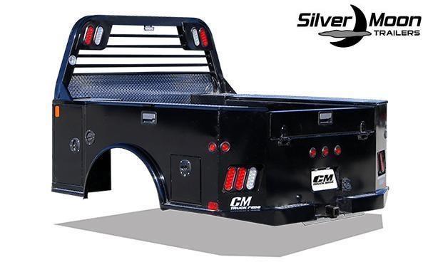 2019 CM TMX Steel Truck Bed