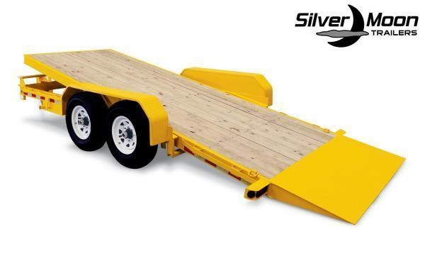 2020 Sure-Trac 18+4 14K Tilt Bed Equipment Trailer