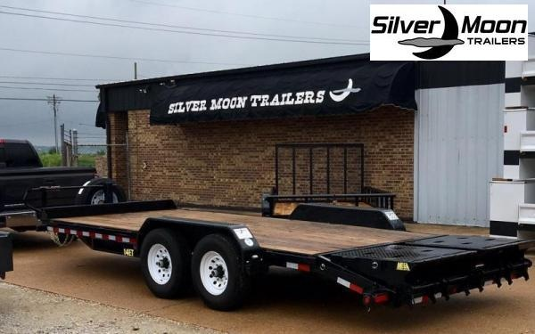 "2019 Big Tex Trailers  83""x20' 14K Equipment Trailer in Ash Flat, AR"