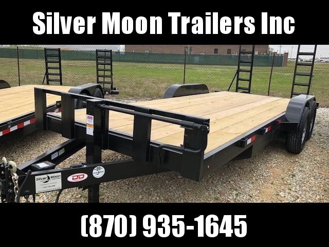 2018 D&d 82x20 14k Equipment Trailer in Courtland, MS