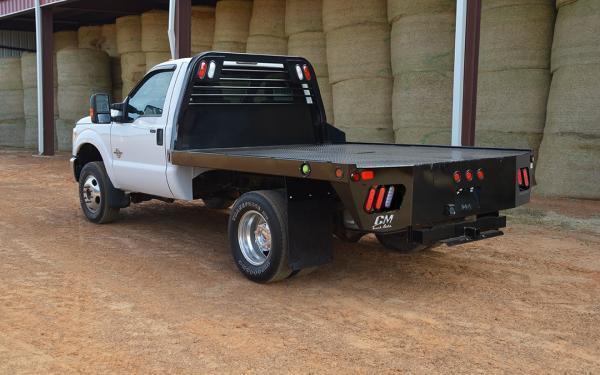 2019 CM SS Steel Truck Bed