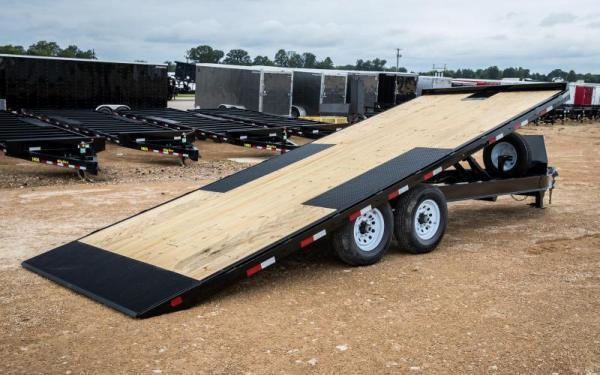 "2019 Big Tex Trailers 14OT 102"" x 22' 14K Equipment Trailer in Barton, AR"