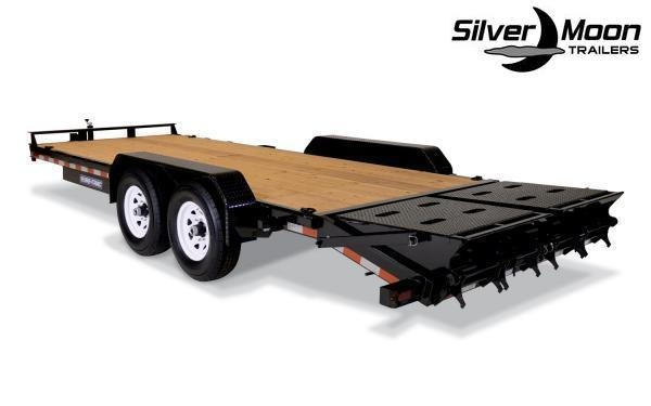 2020 Sure-Trac 17' + 3 14K Universal Ramp Implement Trailer