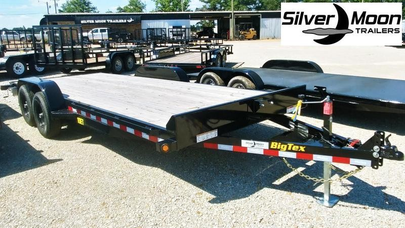"2019 Big Tex Trailers 83"" x 20 10K Equipment Trailer in Magness, AR"