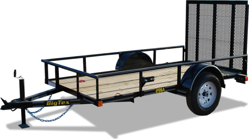 2019 Big Tex 5x10 Utility Trailer