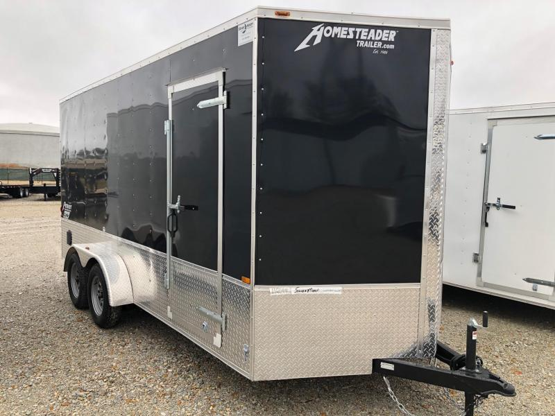 2019 Homesteader 7x14 OHV Tandem Axle Cargo Trailer in Ashburn, VA