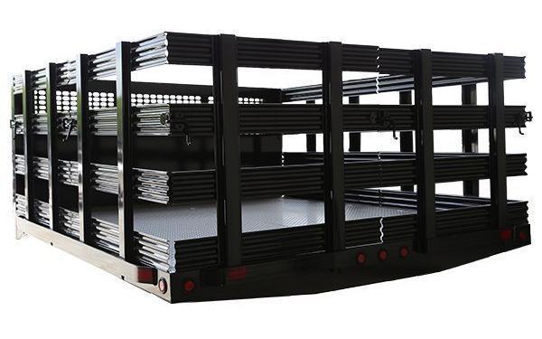 2019 CM PL Steel Truck Bed