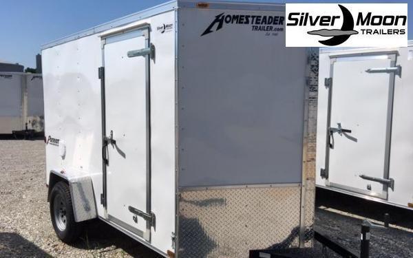 2019 Homesteader 6 x 10 SA Enclosed Cargo Trailer