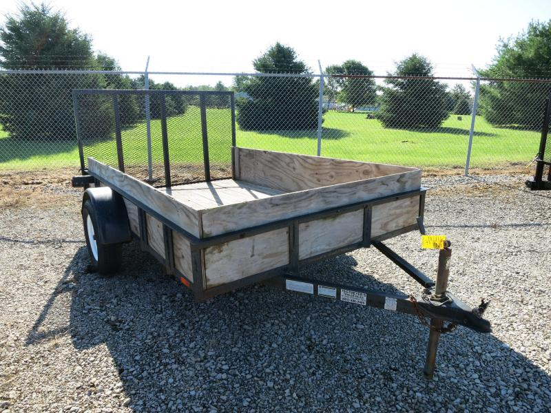 Used 6x10 Single Axle Utility Trailer in Ashburn, VA