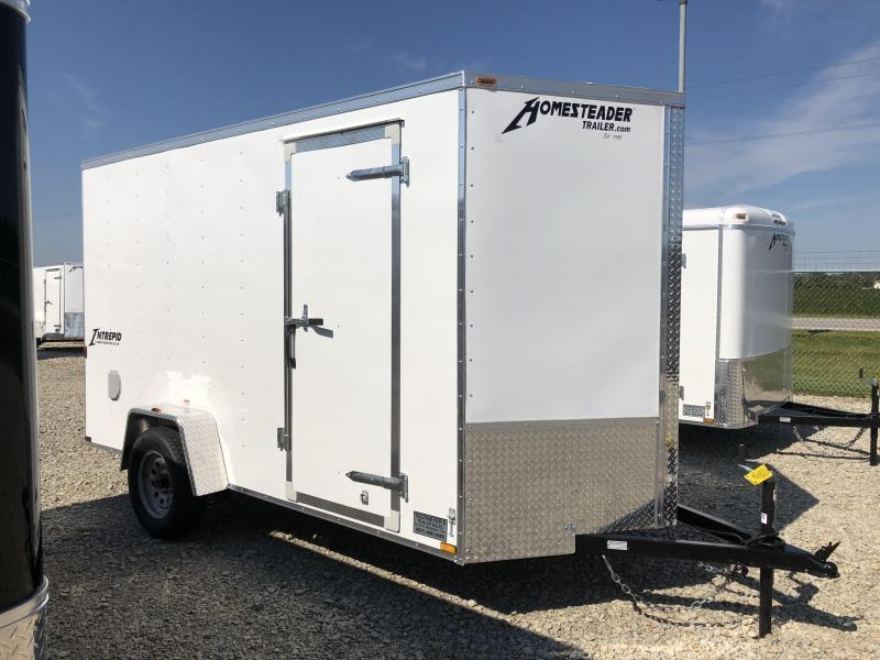 Homesteader Trailers 6x10 Enclosed Trailer w/ Ramp Door  in Ashburn, VA
