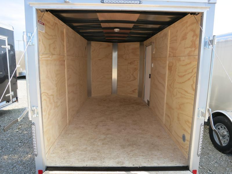 United Trailers 6x12 Enclosed Trailer