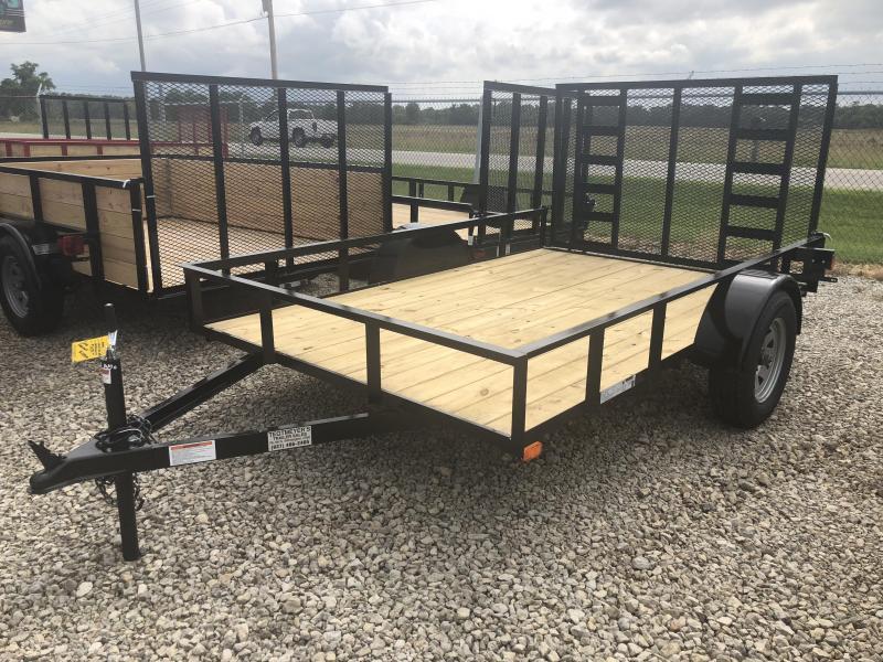 American Manufacturing 6x10 Utility Trailer w/ gate in Ashburn, VA