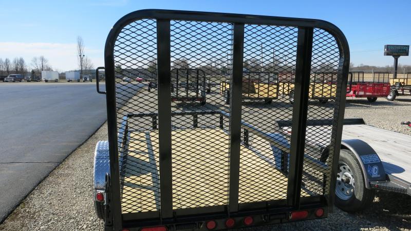 PJ Trailers 5x10 Utility Trailer w/ Gate