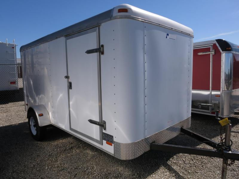 Used 6x12 Enclosed Trailers