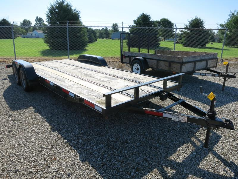 Used 20' Car Trailer