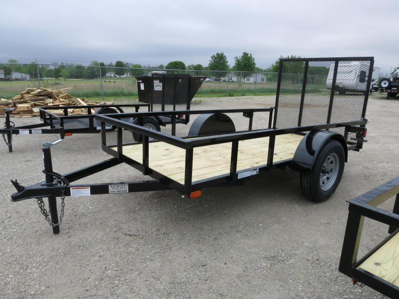 American Manufacturing 5x10 Utility Trailer w/ gate in Ashburn, VA