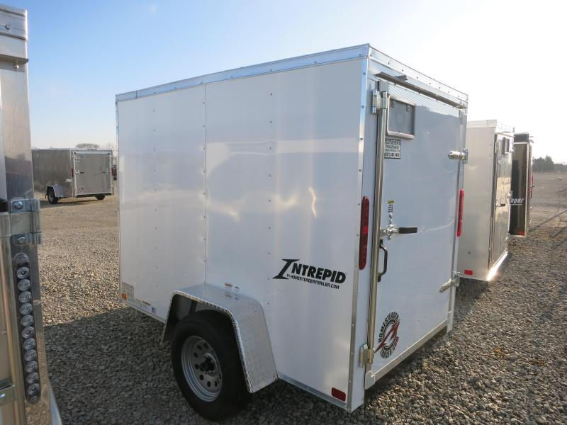 Homesteader Trailers 5x8 Enclosed Trailer w/ Single Door