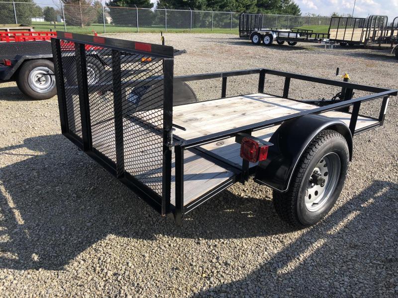 used 5x8 Utilty trailer
