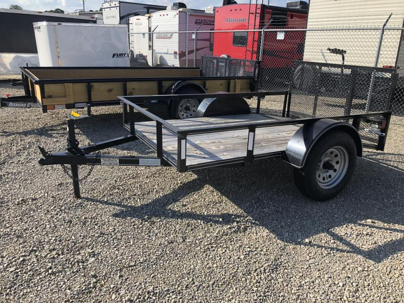 used 5x8 Utilty trailer