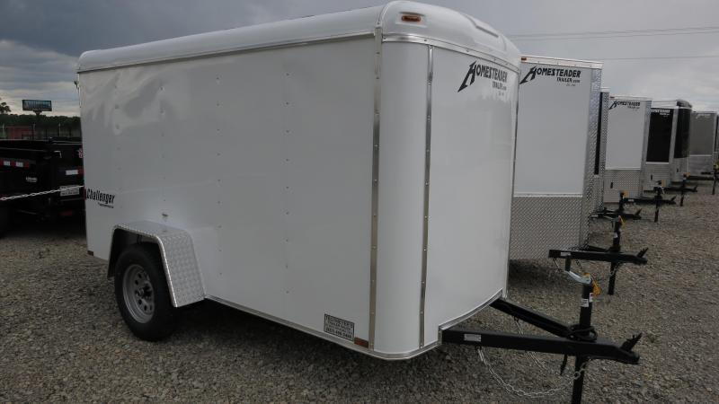 Homesteader Trailers 5x10 Enclosed w/ Single Rear Door in Ashburn, VA