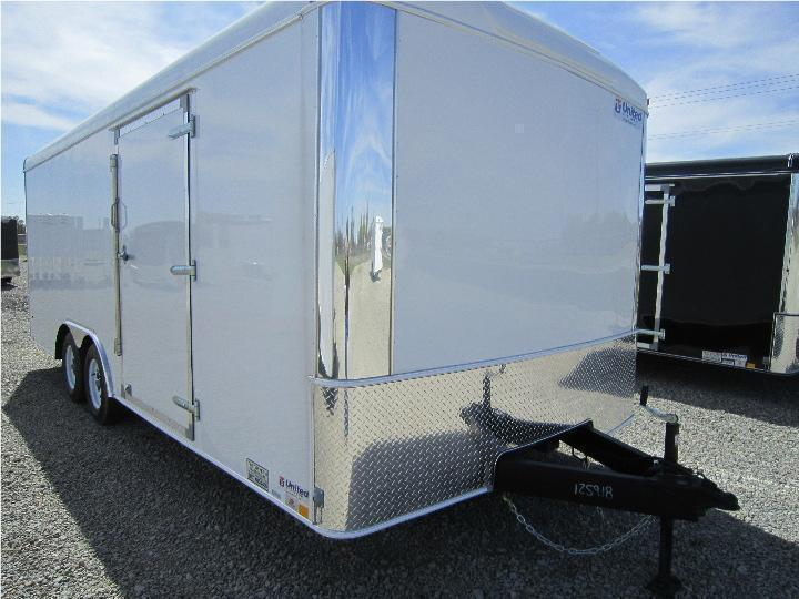 United 8.5 x 24 ULT Enclosed Trailer with Ramp Door
