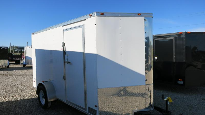 Freedom Trailers 6x12 Enclosed Trailer w/ Double Doors & Freedom Trailers 6x12 Enclosed Trailer w/ Double Doors | PJ ... pezcame.com
