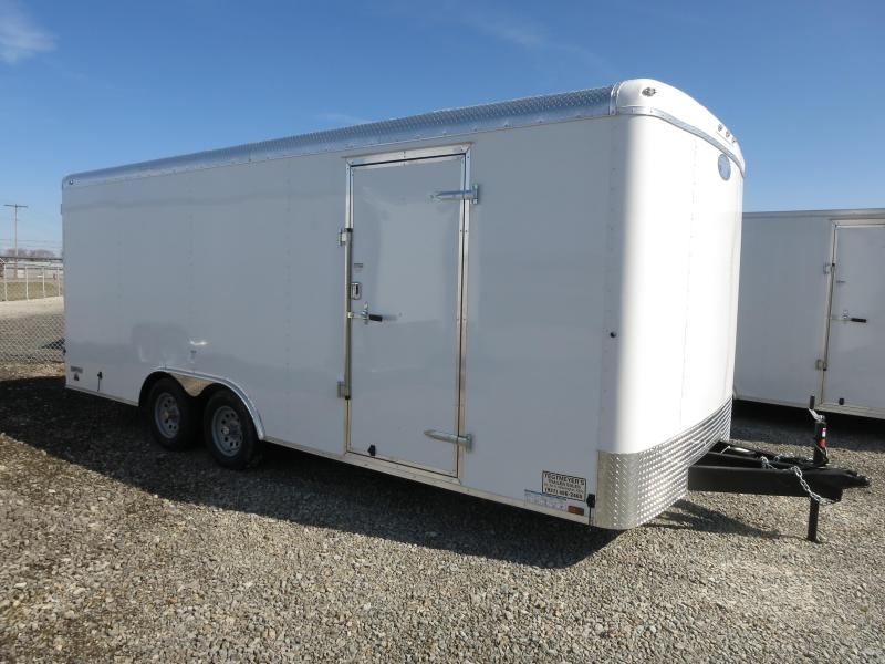 Continental Cargo Trailers 8.5X20 Enclosed Trailer W/ Ramp Door