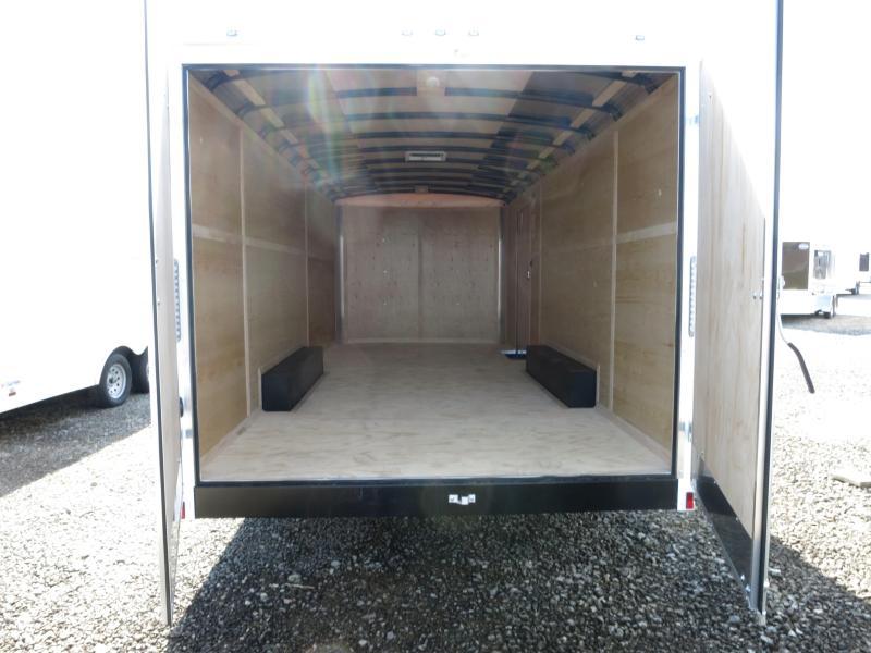 Continental Cargo Trailers 8.5X20 Enclosed Trailer W/ Ramp Door