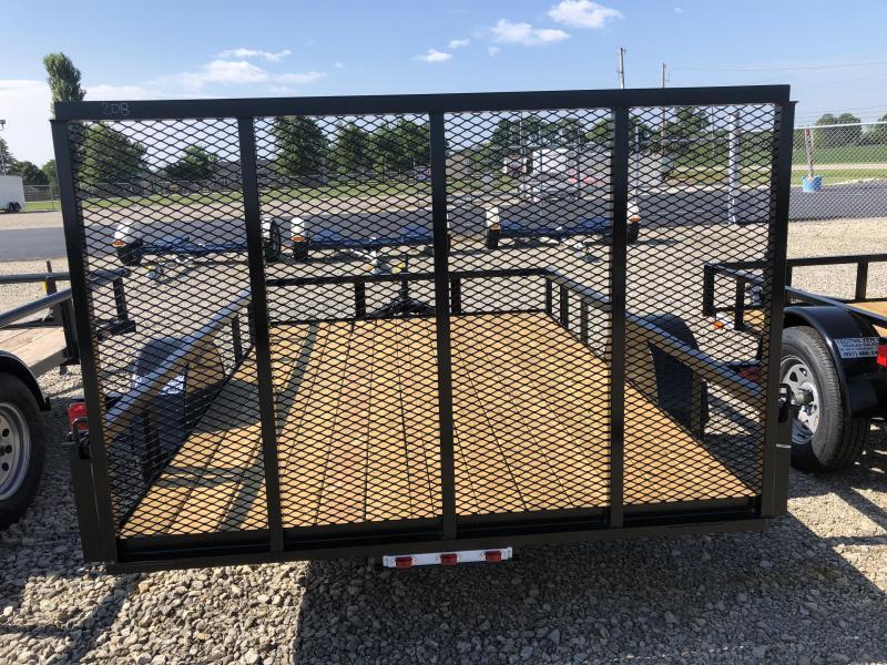 American Manufacturing 6x10 Utility Trailer w/ gate