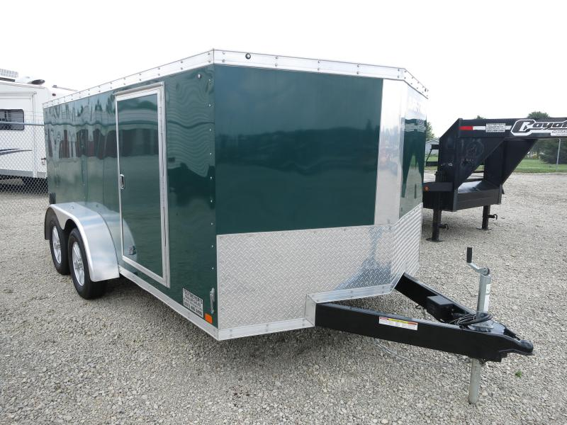 Sure Trac 7X14 Enclosed Trailers W/ Ramp Door - LED - Dome Light in Ashburn, VA