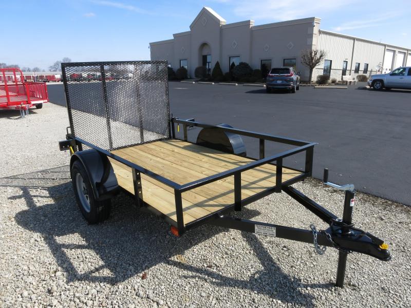 American Manufacturing 5X8 Utility Trailer w/ gate