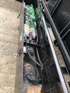 2019 Delta Manufacturing 16x84 GN Dump Trailer